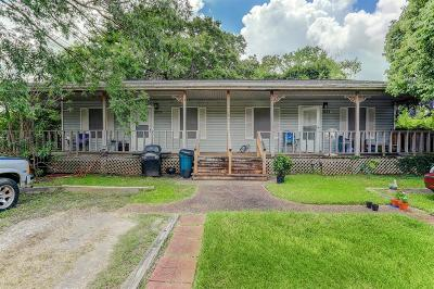 League City Multi Family Home For Sale: 1023 3rd Street