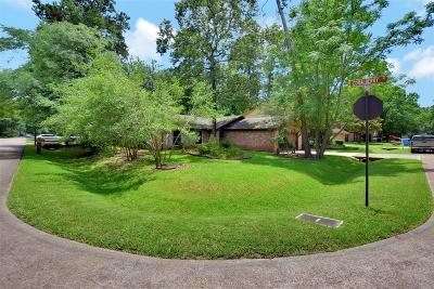 The Woodlands Single Family Home For Sale: 2 N Waxberry Road