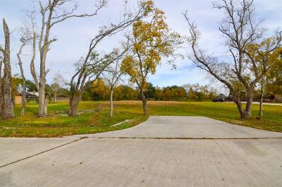 Pearland Residential Lots & Land Pending: 2253 Stevens Drive