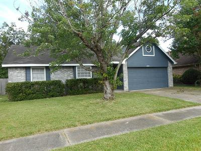 Pearland Rental For Rent: 1131 Oxford Drive