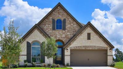 Kingwood Single Family Home For Sale: 3311 Dovetail Hollow Lane