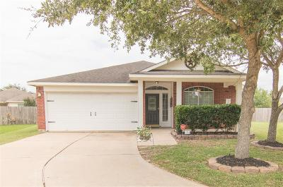 Cypress Single Family Home For Sale: 15502 Anton Drive