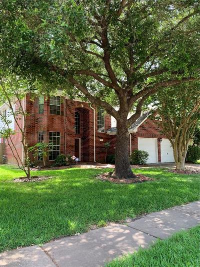Pearland Single Family Home For Sale: 3107 English Oaks Boulevard