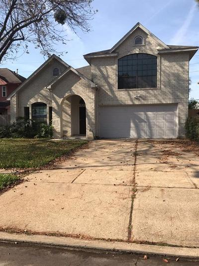 Stafford Single Family Home For Sale: 12418 Grove Meadow Drive