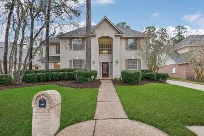 Kingwood Single Family Home For Sale: 5619 Evergreen Valley Drive