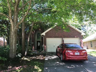 The Woodlands Single Family Home For Sale: 218 N Wimberly Way