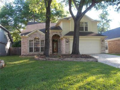 Kingwood Single Family Home For Sale: 3307 Kings Mountain Drive