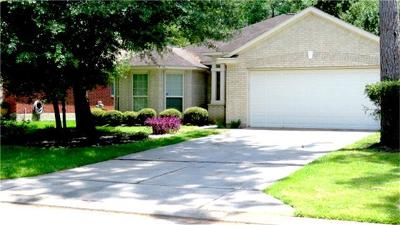 The Woodlands Single Family Home For Sale: 155 Fairwind Trail Drive