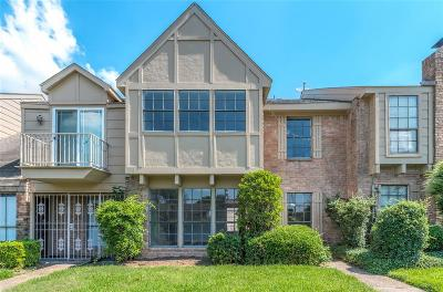 Missouri City Condo/Townhouse For Sale: 3007 Bee Cave Drive