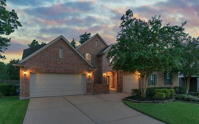 The Woodlands TX Single Family Home For Sale: $485,000