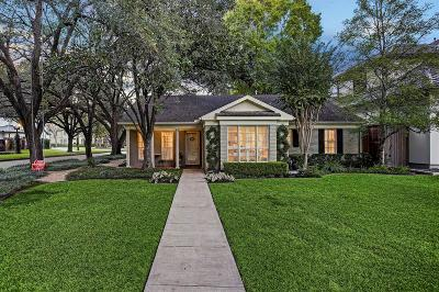 Afton Oaks Single Family Home For Sale: 4538 Waring Street