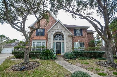 Houston Single Family Home For Sale: 19115 Sycamore Park Court