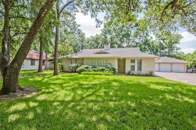 Friendswood Single Family Home For Sale: 301 N Shadowbend Avenue