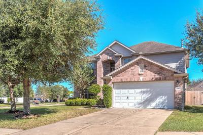 Katy Single Family Home For Sale: 2303 Channelwood Lane