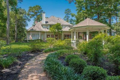 The Woodlands Single Family Home For Sale: 10 Ash Branch Court