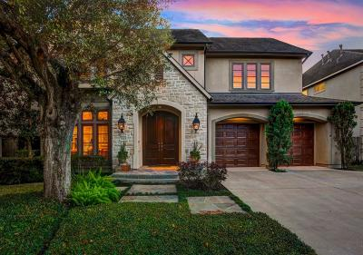 Bellaire Single Family Home For Sale: 5213 Chestnut Street