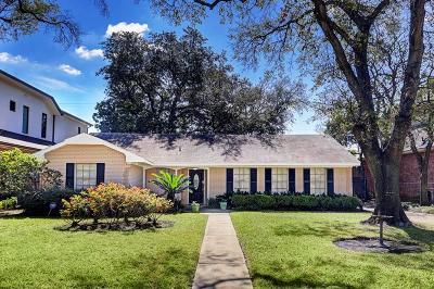 Houston Single Family Home For Sale: 6225 Locke Lane