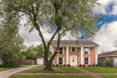 Houston Single Family Home For Sale: 10819 Sagevale Lane