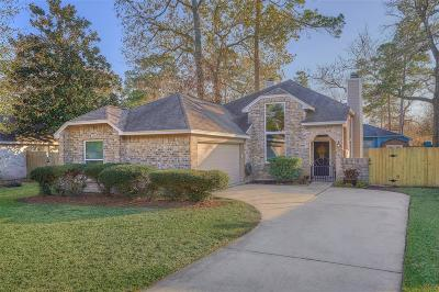 Montgomery County Single Family Home For Sale: 1918 Kelona Drive