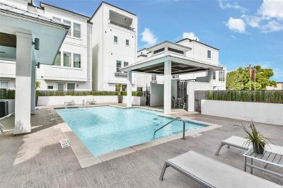 Houston Single Family Home For Sale: 417 T C Jester Boulevard