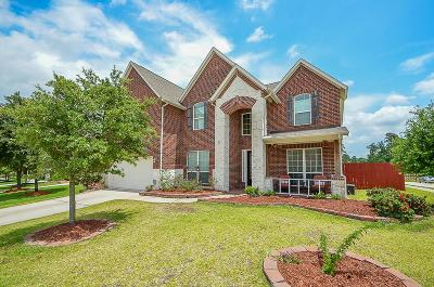 Kingwood Single Family Home For Sale: 2502 River Lilly Drive