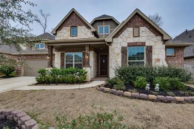 New Caney Single Family Home For Sale: 23323 Hillsview Lane