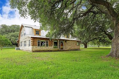 Fayette County Country Home/Acreage For Sale: 1419 State 237 Highway S