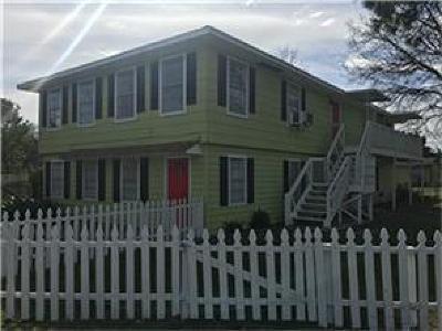 Bacliff Multi Family Home For Sale: 4732 W Bayshore Drive