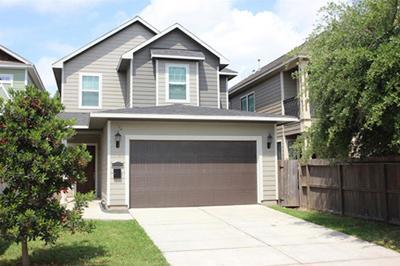 Houston Single Family Home For Sale: 1015 Herkimer Street