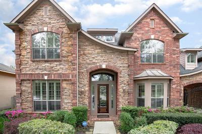 Summerwood Single Family Home For Sale: 13519 Greenwood Lakes Lane