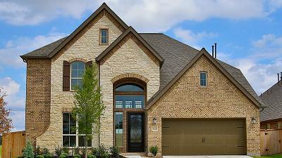 Kingwood Single Family Home For Sale: 3323 Sterling Breeze Lane