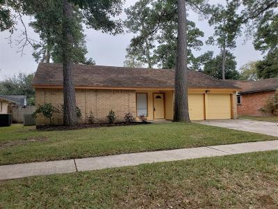 Spring Single Family Home For Sale: 6222 Rustygate Drive