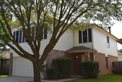 Tomball Single Family Home For Sale: 19531 Sandy Bank Drive