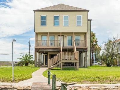 Galveston Single Family Home For Sale: 11818 Sportsman Road