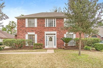 Cypress Single Family Home For Sale: 15426 Evergreen Knoll Lane
