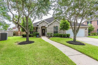 League City Single Family Home For Sale: 3205 Lake Park Lane