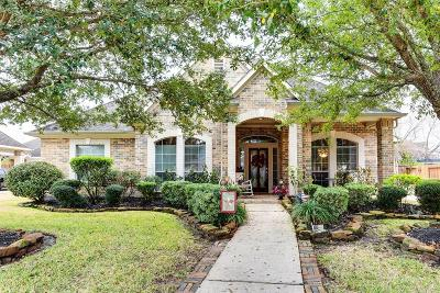 League City Single Family Home For Sale: 909 Almond Pointe