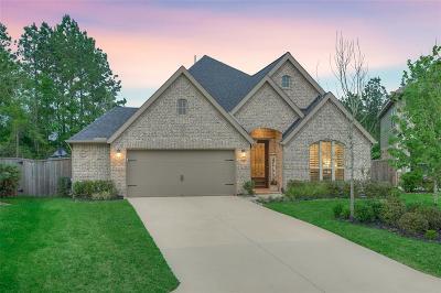 Montgomery Single Family Home For Sale: 135 Del Carmen Drive