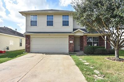 Cypress Single Family Home For Sale: 15446 Brock Creek Way