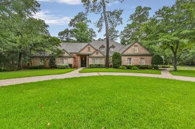 The Woodlands Single Family Home For Sale: 26 Red Sable Place