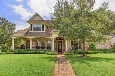 Houston Single Family Home For Sale: 12115 Rhett Drive