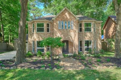 The Woodlands TX Single Family Home For Sale: $419,000