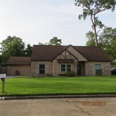La Porte Single Family Home For Sale: 818 Hackberry Street