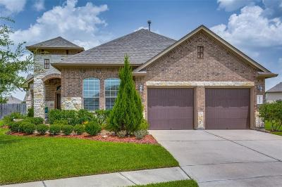 Cypress Single Family Home For Sale: 18334 Red Oak Manor Lane