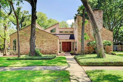 Houston Single Family Home For Sale: 16502 Craighurst Drive