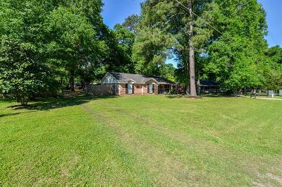 Tomball Single Family Home For Sale: 9003 Kerr Drive
