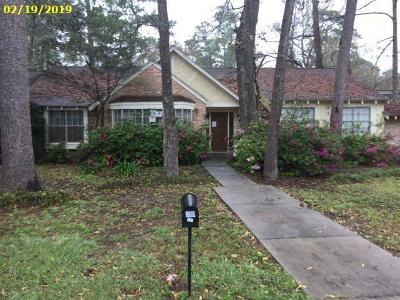 Houston Single Family Home For Sale: 3319 Parkdale Drive