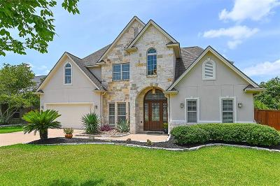 College Station Single Family Home For Sale: 2129 Rockcliffe Loop