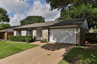 Houston Single Family Home For Sale: 4411 Kacee Drive