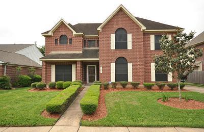 Pasadena Single Family Home For Sale: 6834 Elmscott Drive